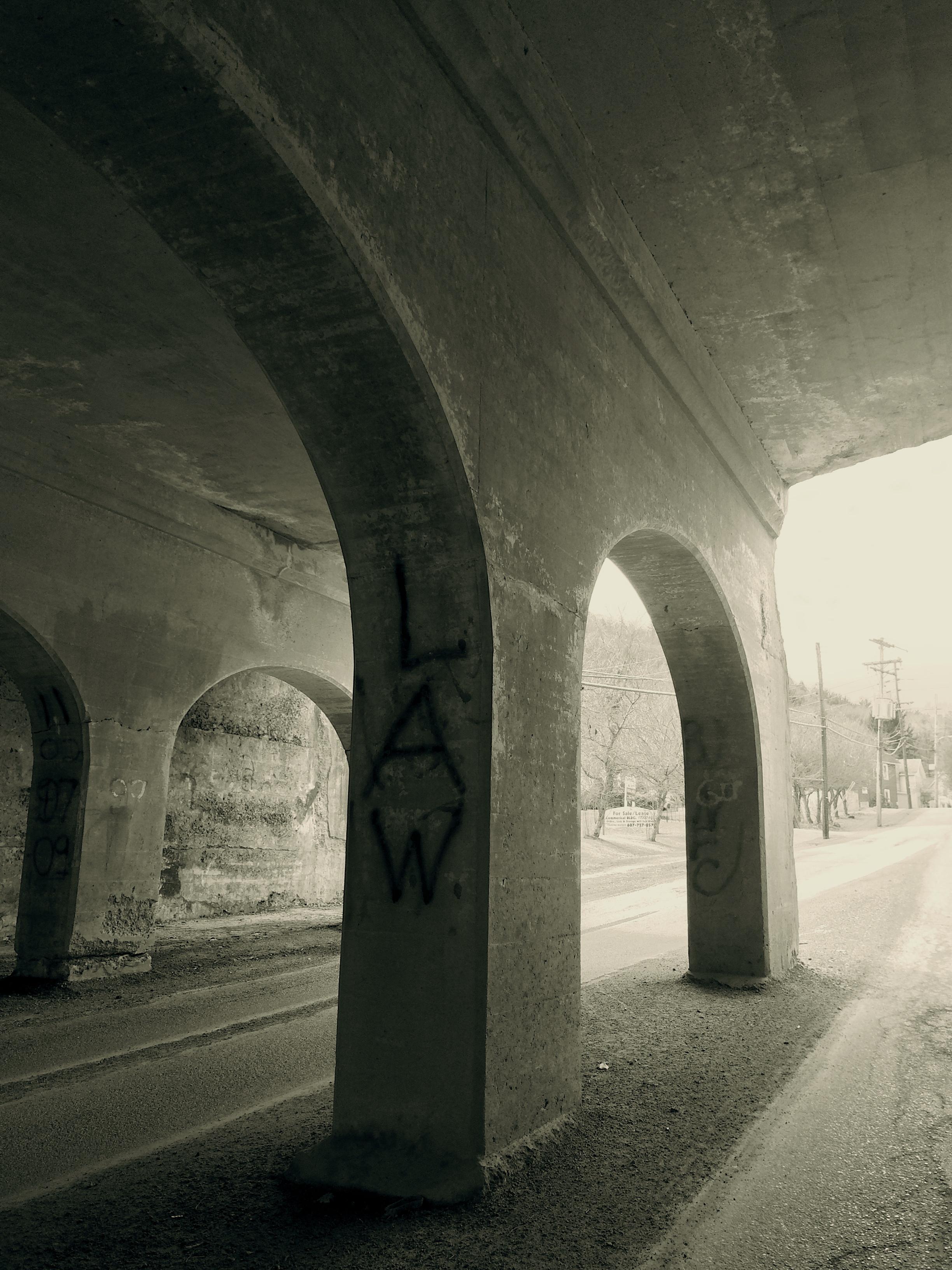 THE INSIDE BRIDGE
